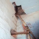Poor workmanship from contractors