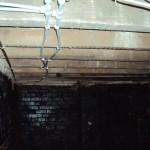 Basement ceiling not fire resisting